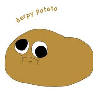 derpy potato by koala