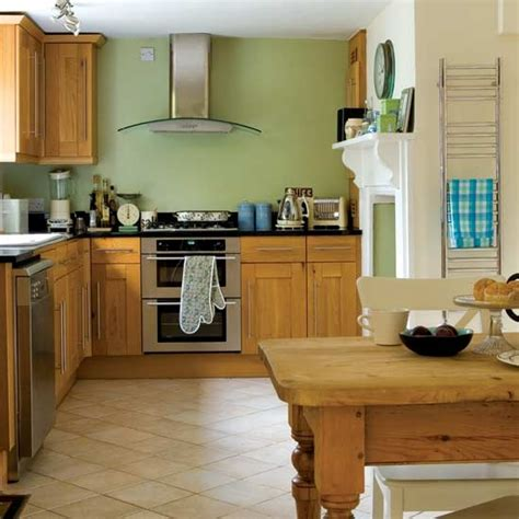kitchen green walls 28 green and brown decoration ideas