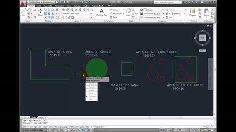 printable area autocad 2013 autocad 2011 tutorial measuring volume youtube