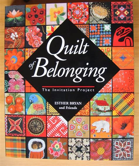 Quilt Of Belonging by Pam Beal Quilts Quilt Of Belonging