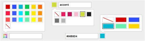 color scheme selector 可自定义颜色的jquery颜色拾取器插件 javascript开发社区 ctolib码库