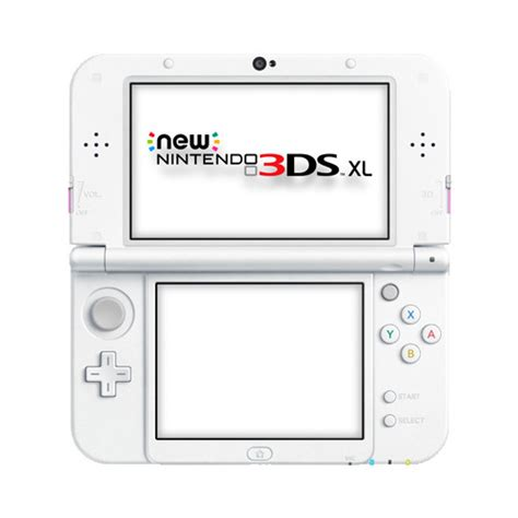 3ds xl console new nintendo 3ds xl console pink white the gamesmen