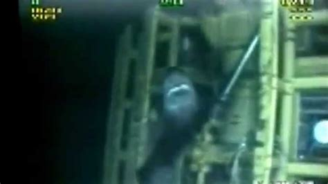 2015 megalodon shark caught on tape megalodon shark caught on tape the oil rig footage is