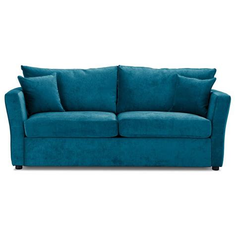 sofa teal cambridge velvet 3 5 seater sofa teal