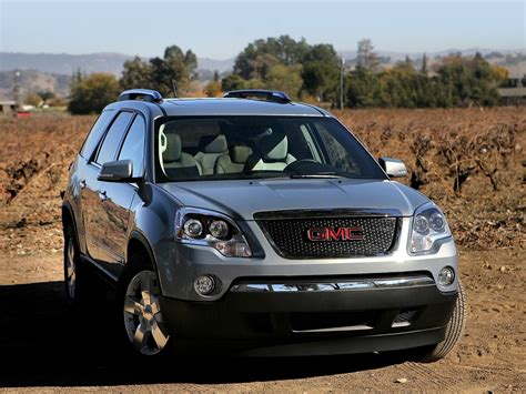 how to sell used cars 2007 gmc acadia spare parts catalogs gmc acadia specs 2007 2008 2009 2010 2011 2012 autoevolution