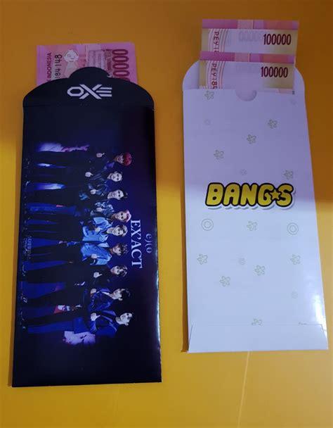 Custom Angpao ang pao custom tukangprint