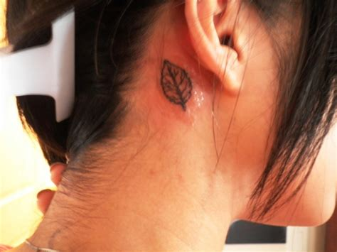 small tattoo behind ear images 20 ideas of small tattoos behind the ear yo tattoo