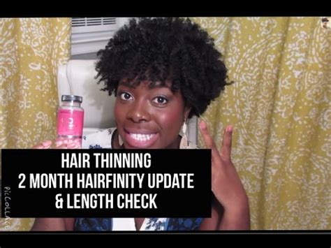 20 month hair thinning on top hair thinning 2 month hairfinity update length check