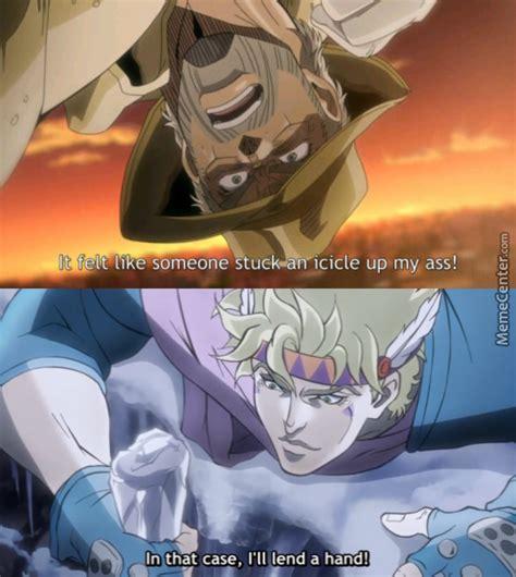 anime jojo thank you caesar 176 ʖ 176 anime jojo s bizarre