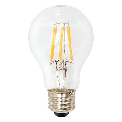 non dimmable led ecosmart 60 watt equivalent soft white a19 non dimmable