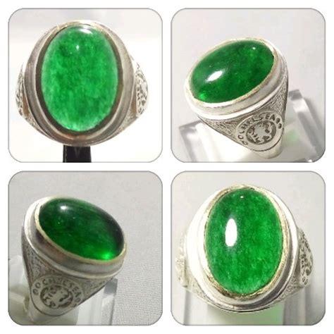 Zamrud Kalimantan Big Size Hq jual buy 1 get 1 free free ongkir cincin zamrud kalimantan hq di lapak robby beosakti