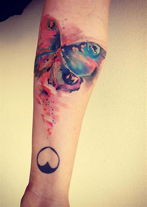 watercolor tattoos panda 25 exles of artistic watercolor tattoos bored panda