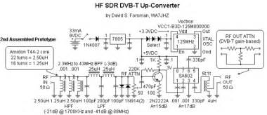 Sdr Up Converter Hf diy sdr hf up converter by wa7jhz another choice for your rtlsdr retrovoltage