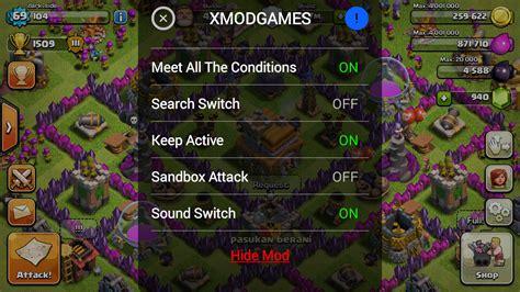 xmod game terbaru mei 2015 memperbaiki xmod supaya bisa menjalankan coc versi terbaru