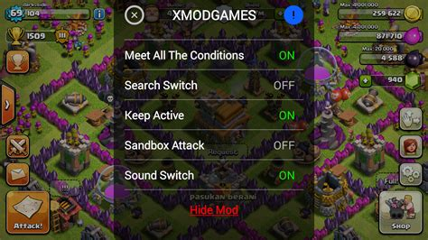 download game mod coc versi terbaru xmod game terbaru memperbaiki xmod supaya bisa menjalankan