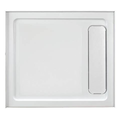 Ove Shower Base by Shop Ove Decors White Acrylic Shower Base Common 32 In W X 36 In L Actual 32 0 In W X 36 0