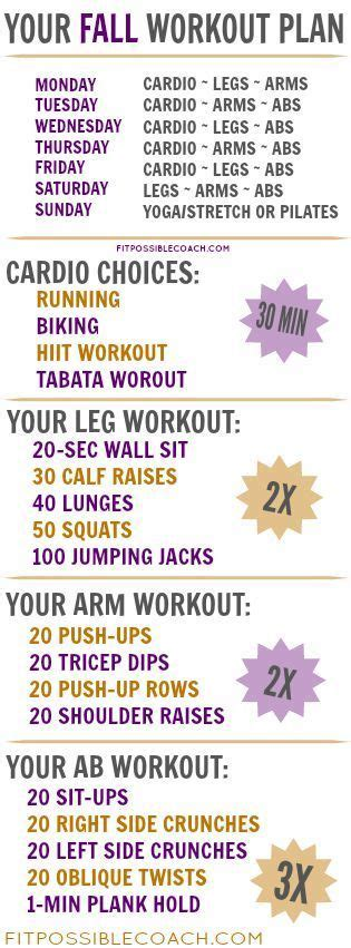 how to create your own effective workout plan the lifevest