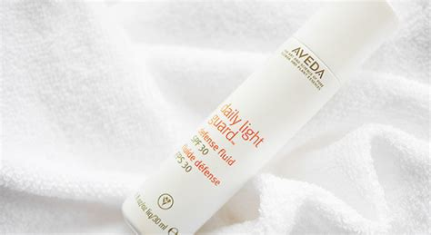 aveda daily light guard reviews aveda daily light guard defense fluid spf30 cynthia