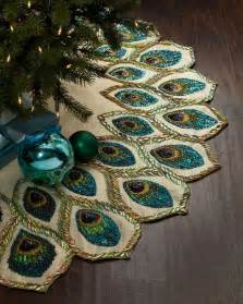 Peacock Feather Decor 25 Best Ideas About Peacock Christmas Tree On Pinterest