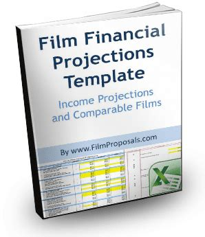 Business Plan Tools For Film Film Investor Package Investor Packet Template