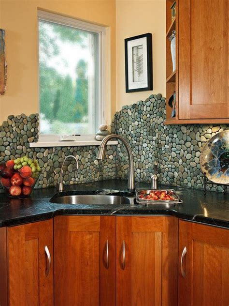 Cheap Backsplash Ideas For The Kitchen | 17 cool cheap diy kitchen backsplash ideas to revive