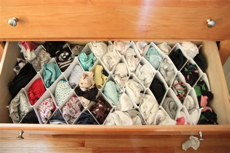 Scarf Drawer Organizer by Tips Tools For Affordably Organizing Your Closet Momadvice