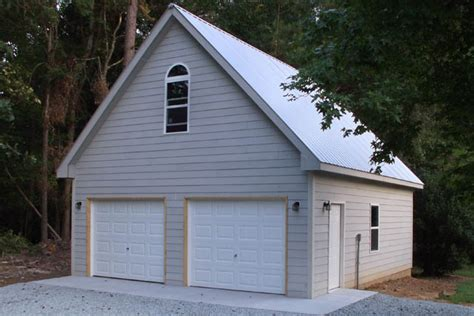 2 car detached garage custom garage construction sles pictures building