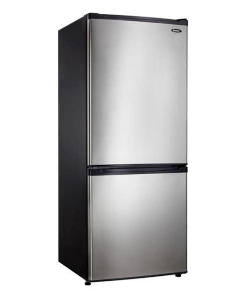 Apartment Size Refrigerators Dff092c1bsldb Danby 9 2 Cu Ft Apartment Size