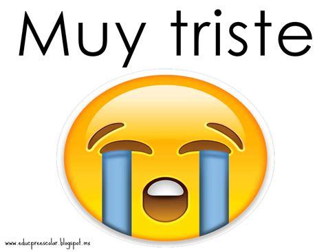 imagenes de un emoji triste trabajando emociones