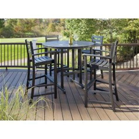 trex outdoor furniture monterey bay charcoal black 5