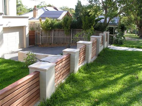 20 best images about fence ideas on pinterest concrete walls fence design and front yards