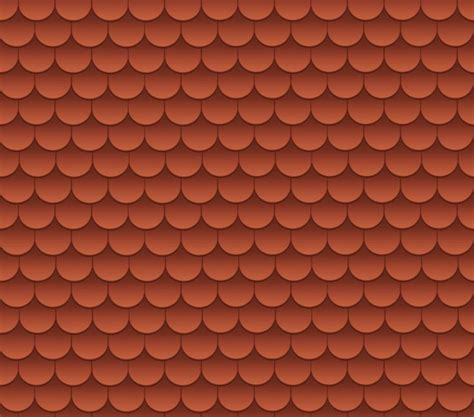 doll house roof terra cotta scallop roof shingles dollhouse printies pinterest