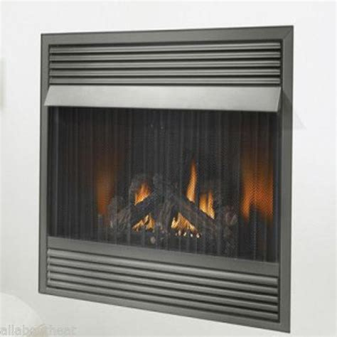 zero clearance fireplace ebay