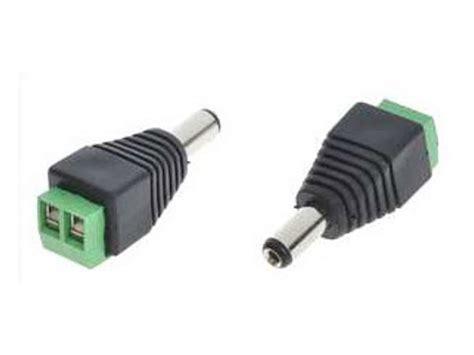 Konektor Dc Cewe Cctv dc konektor i kamera