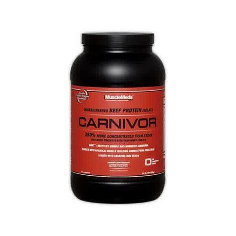 Suplemen Whey Carnivor carnivor 4 5lb suplemen semarang