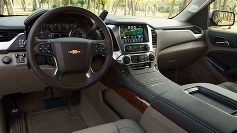 Chevy Suburban 2015 Interior by 2015 Chevrolet Suburban Interior Power Fold Flat Seats