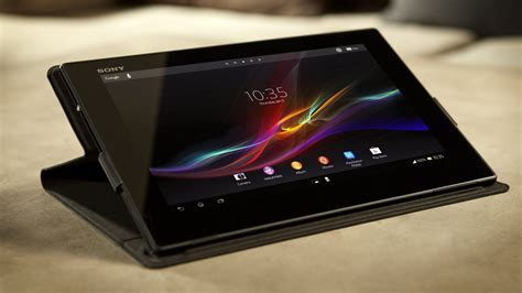 Sony Xperia Tablet xperia tablet z experience the best of sony in a tablet