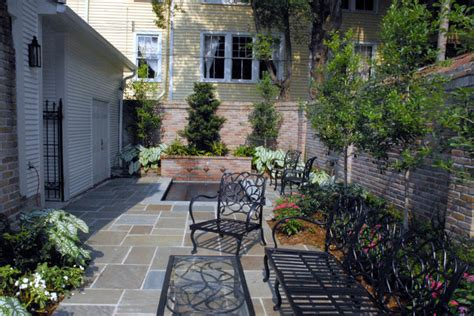 Landscape Rock New Orleans New Orleans Homes Eclectic Patio New Orleans By