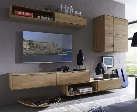 parete tv soggiorno parete attrezzata tv soggiorno in legno massello di rovere