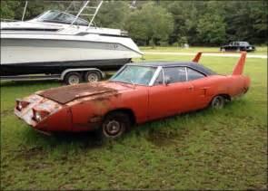 1969 Dodge Superbird For Sale Barn Find 1970 Plymouth Superbird On Craigslist Mopar