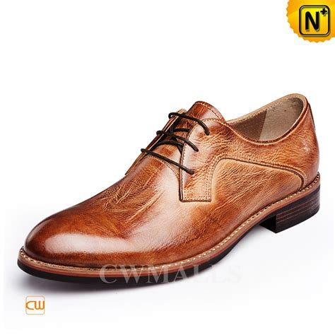 handmade leather oxfords dress shoes cw716247