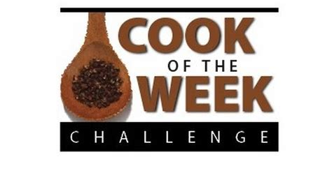 cook challenge cook of the week challenge 2017