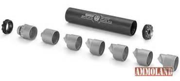 Ruger silent sr 22 lr suppressor introduced