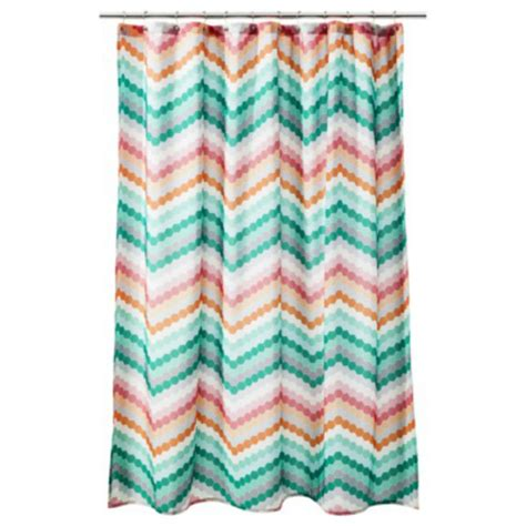 chevron shower curtain target recent home decor purchases design improvised
