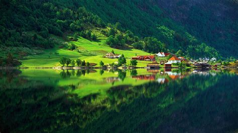 imagenes de paisajes windows 7 windows 7 wallpapers paisajes n 243 rdicos 10 1366x768
