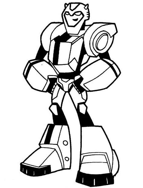 bumblebee transformer coloring page bumblebee transformer coloring pages printable clipart best