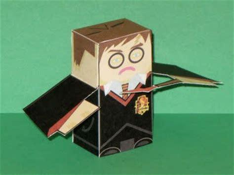 Harry Potter Papercraft - harry potter paper