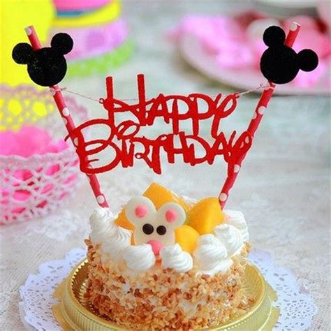 Banner Hbd Mickey Mouse buy wholesale mickey decorations from china mickey