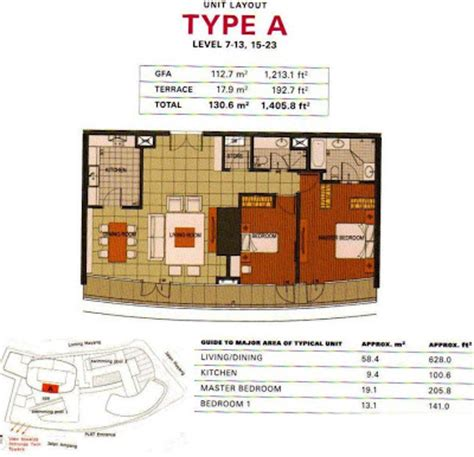 k residence floor plan klcc luxury condominium k residence
