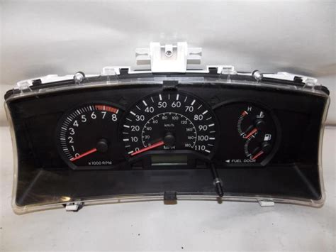 service manual buy car manuals 2004 toyota corolla instrument cluster how to replace